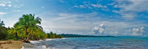 Punta Uva Coast Line, Costa Rica