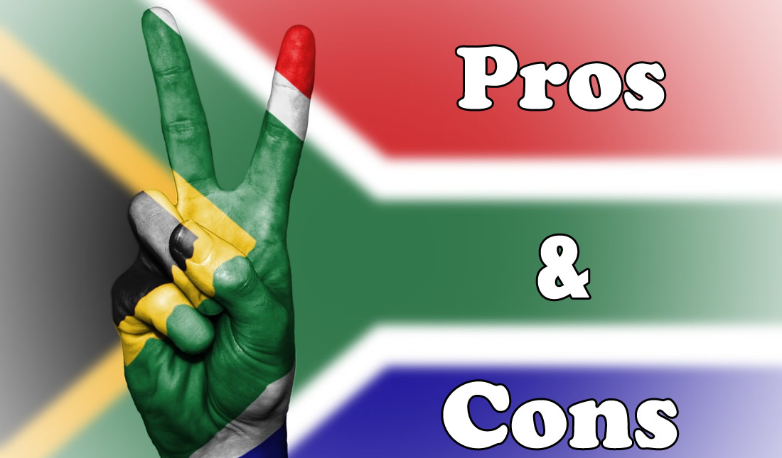 south-africa-pros and cons